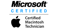 Apple Macintosh Technician / Microsoft Certified Systems Engineer