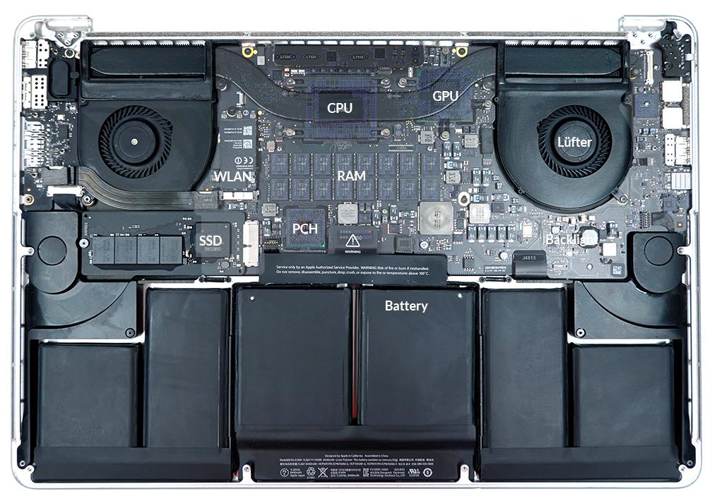 MacBook Reparatur München